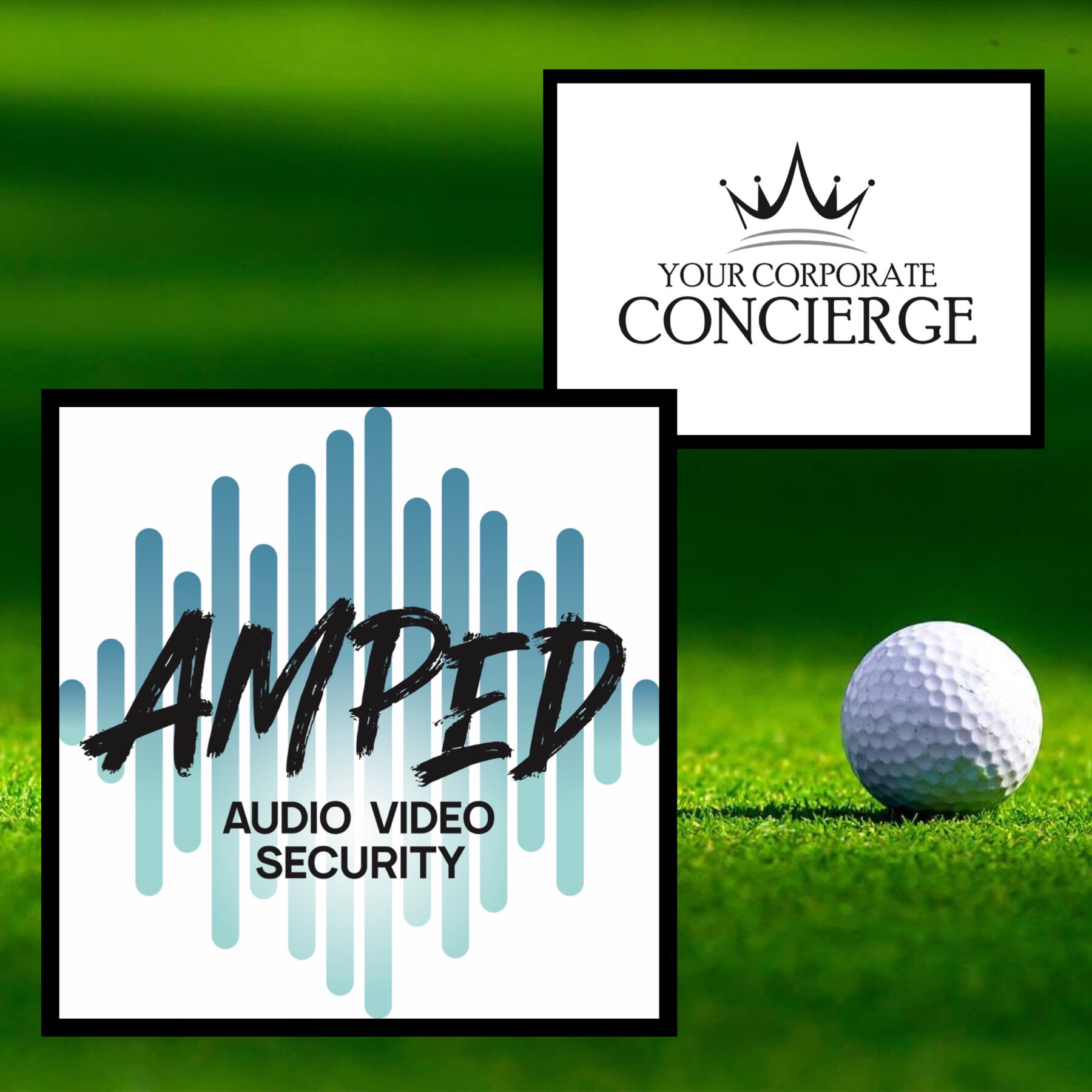 So excited to represent Amped Audio Video next Thursday at the NARI Annual Golf Outing!