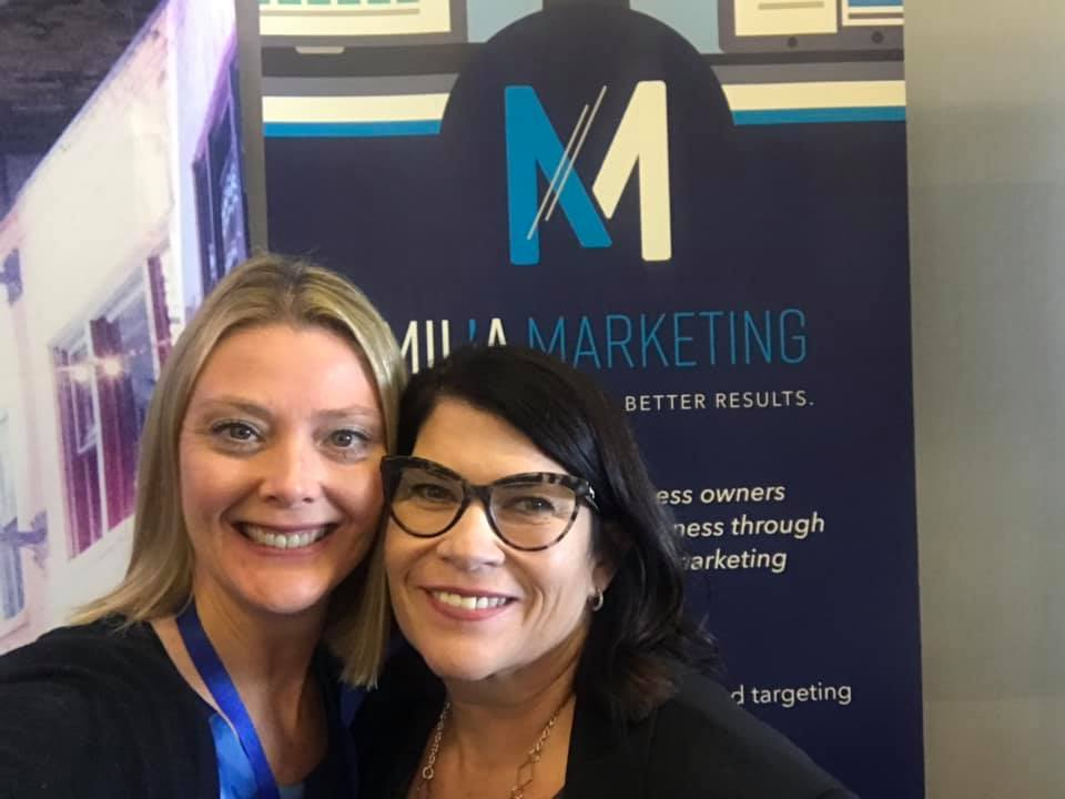 Definitely a fun couple days so far at the Customer Service Revolution representing Milia Marketing. So many great speakers, attendees, and books!! One more day to go!
