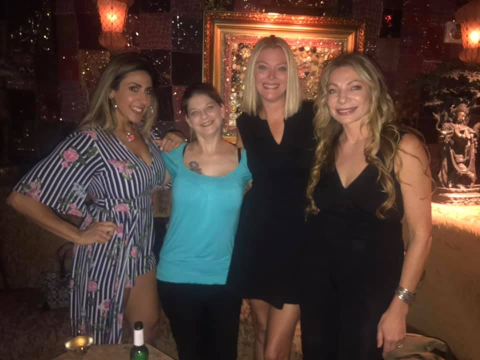 Fun evening networking with Blue Fifty Two at the House of Blues.
