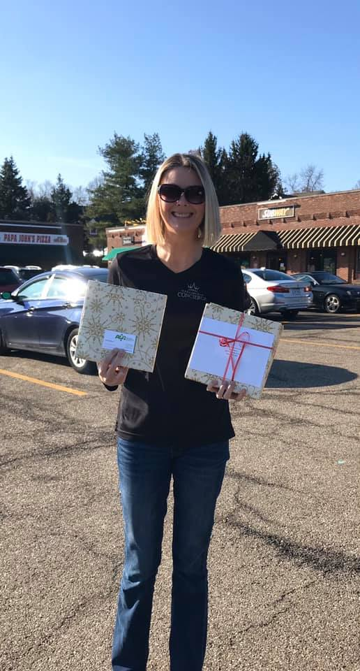 Beautiful day to pick up some appreciation gifts for the wonderful clients of AUI to be delivered for the holiday season.  Need help reaching your clients or referrals partners, secure your favorite Brand Ambassador today!