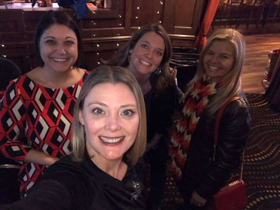 Fantastic evening with The Sustar Agency and Cosmo Lends! Looking forward to another year of building relationships.