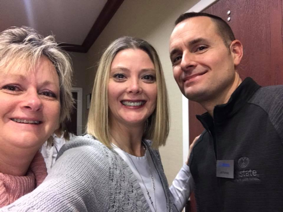Always a great morning when networking with some of my favorites from TwinsBiz Chapter of BNI!
