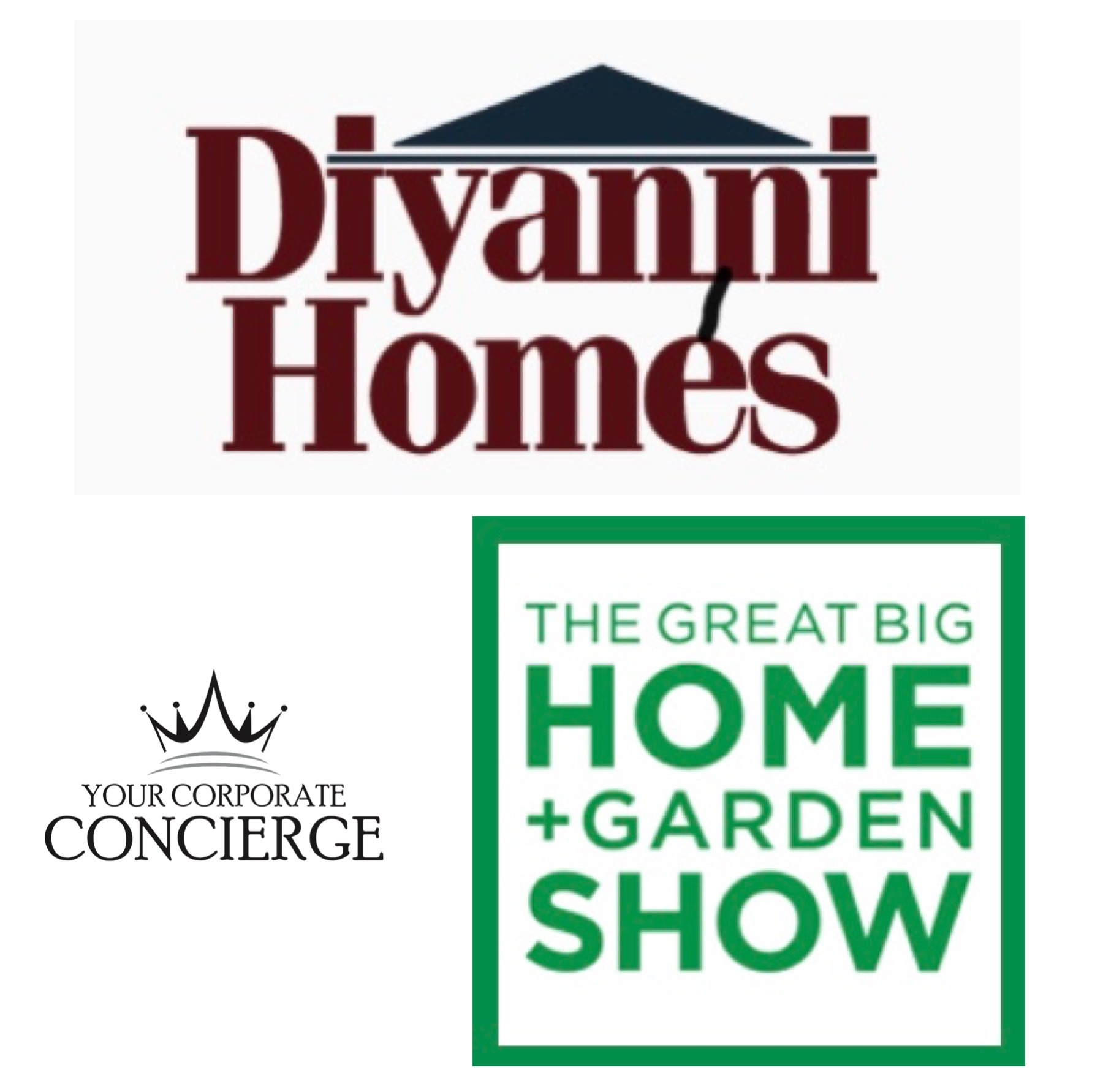 So excited to represent Diyanni Homes at The Great Big Home + Garden Show this weekend and next week! Looking to build? Stop up and see your favorite Brand Ambassador!