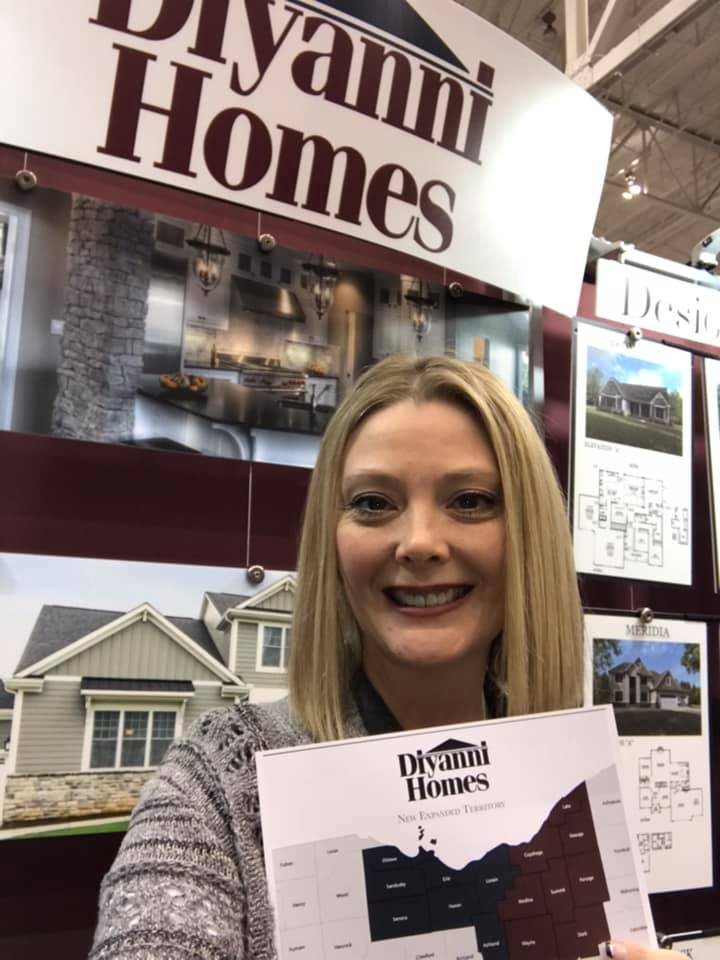 Come see your favorite Brand Ambassador today at The Great Big Home + Garden Show, booth 1299C!
