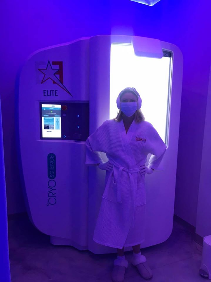 I couldn't be more excited to be the future Brand Ambassador for Core Elite Wellness Fit Cryo, LLC in Solon!! What a fantastic, 🥶 experience! With so much to offer, you HAVE TO check them out!! Who's representing you? #BrandAmbassador