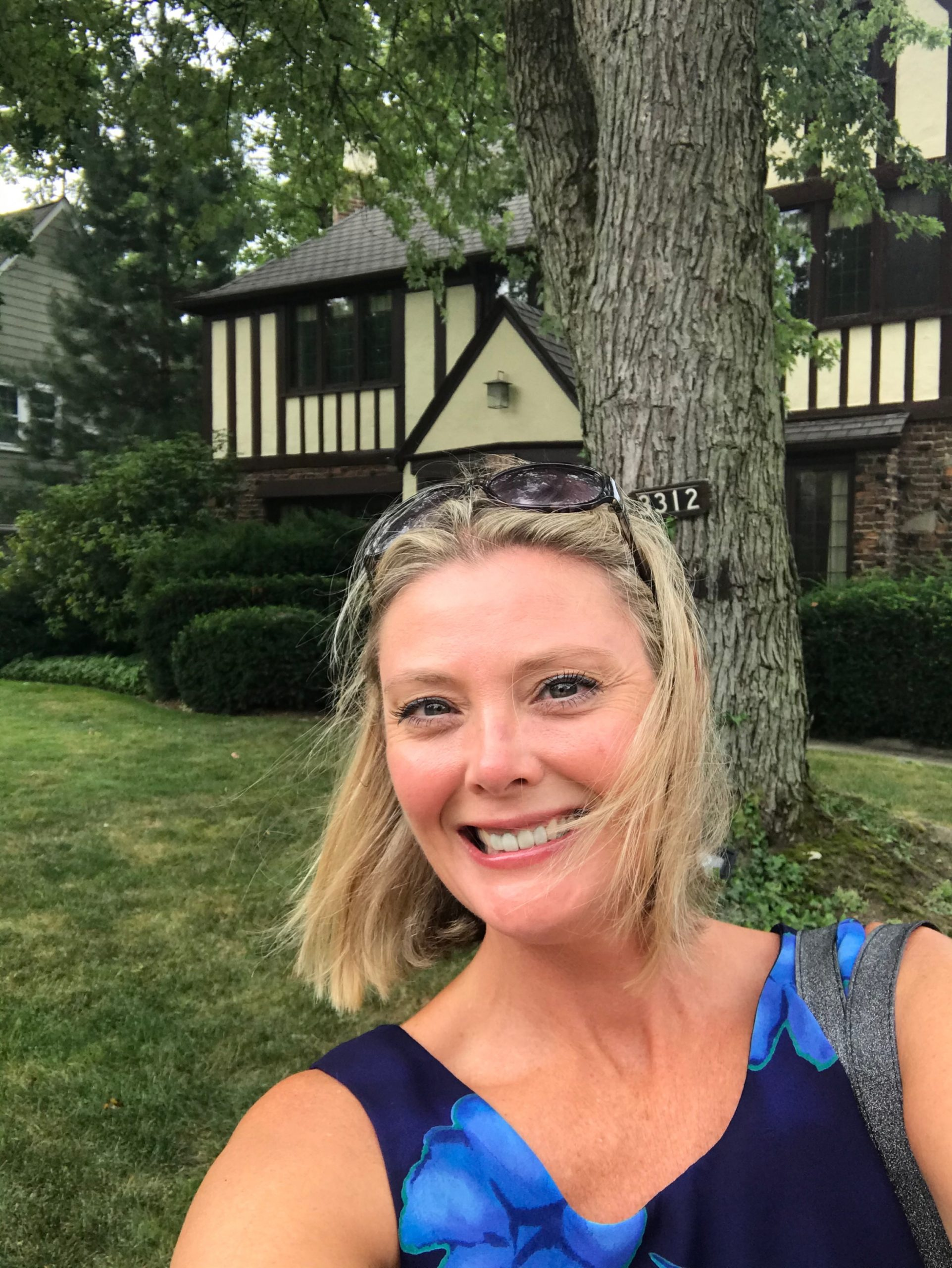 It was a beautiful day to tour homes and connect with realtors in the CLE for Green Leaf Home Inspections, LLC! Who's reaching your referral partners?