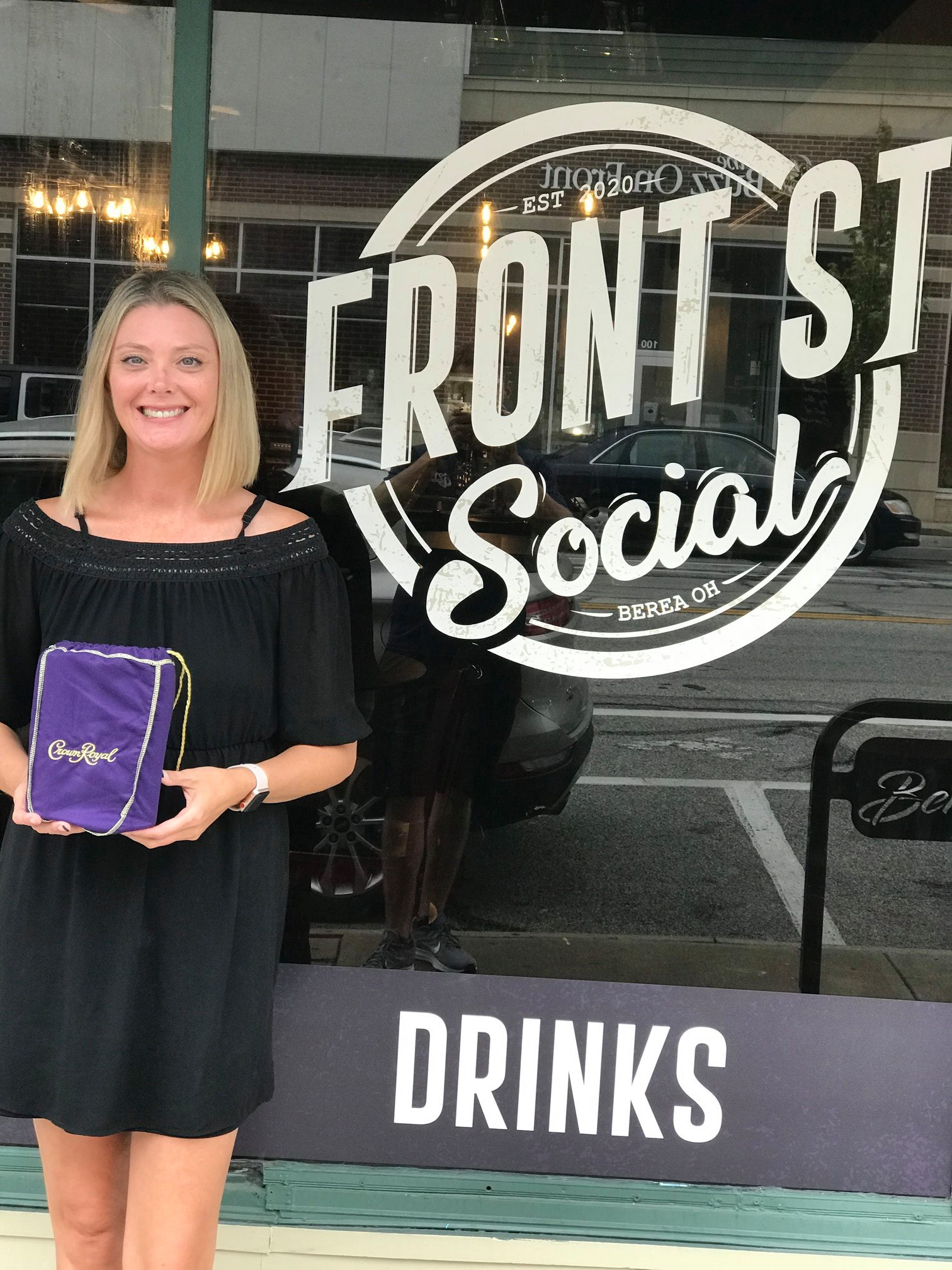 So excited to network with local Berea business professionals at Front St Social next week! This Brand Ambassador delivered over 100 invitations today 🥳 Who's representing you?