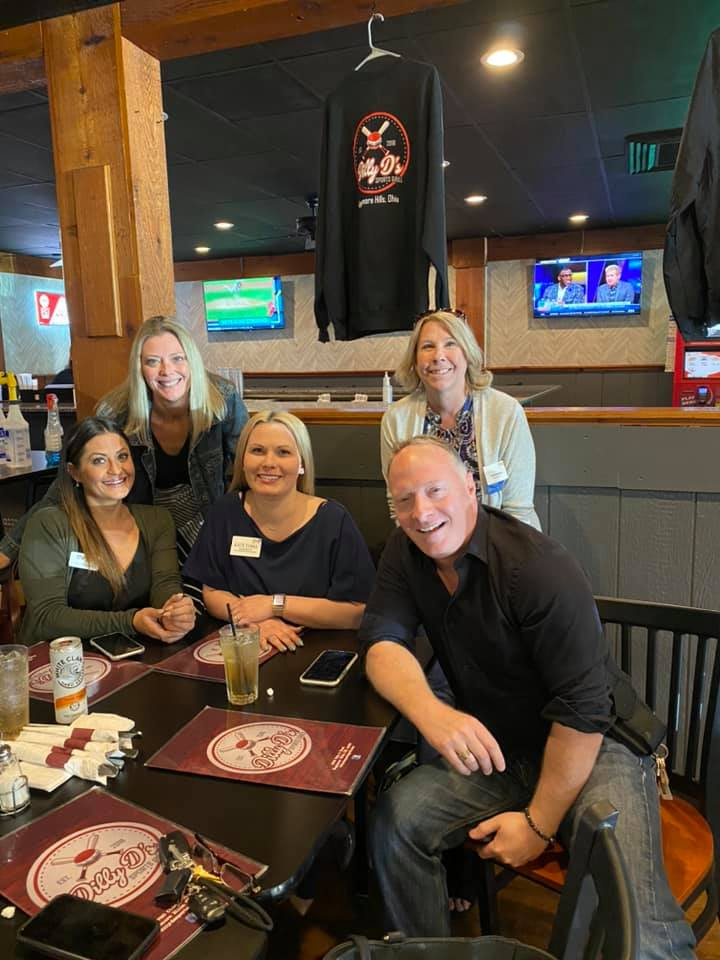 Yet another fantastic BNI mingle with local NEO professionals.  Thank you to the newbies that came to connect!  Looking forward to the next time!