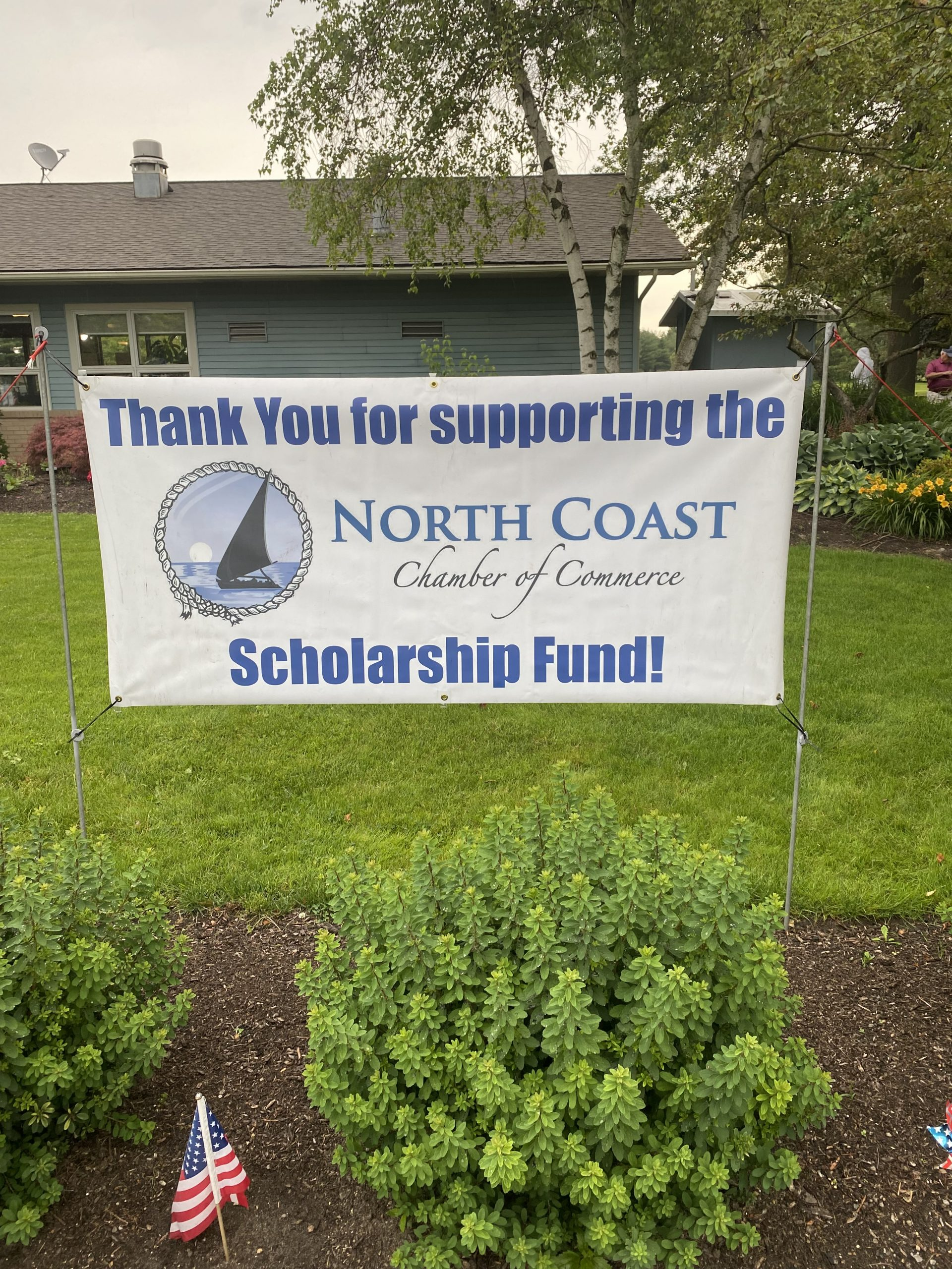 The North Coast Chamber of Commerce Golf Outing started out quite wet and turned out to be a beautiful day! Thank you to IT Support Specialists Berea for the opportunity to be your Brand Ambassador. Looking forward to the next event!