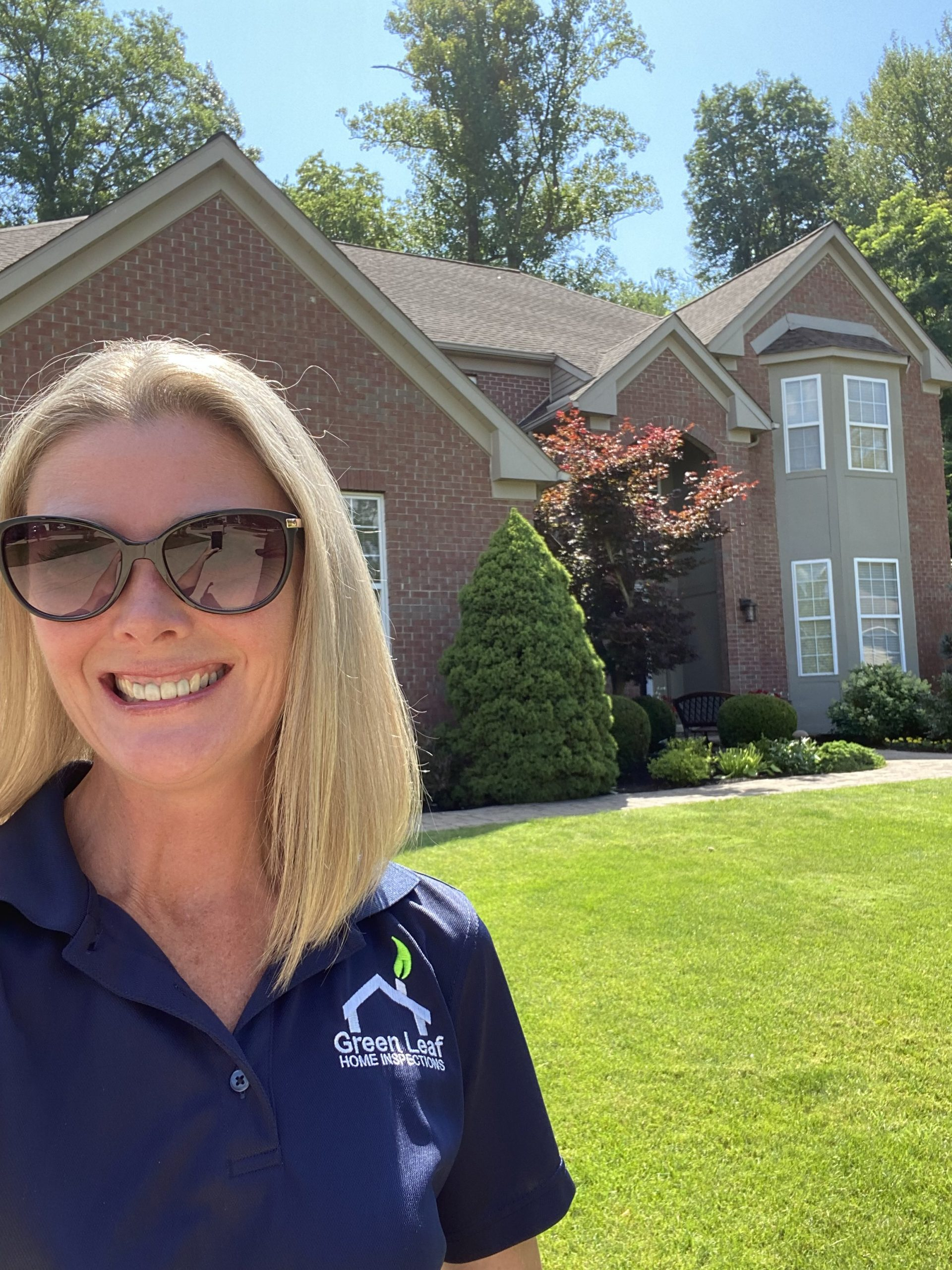 Another fantastic day out for Green Leaf Home Inspections on Brokers Tour in Northeast Ohio. So many beautiful homes on the market!