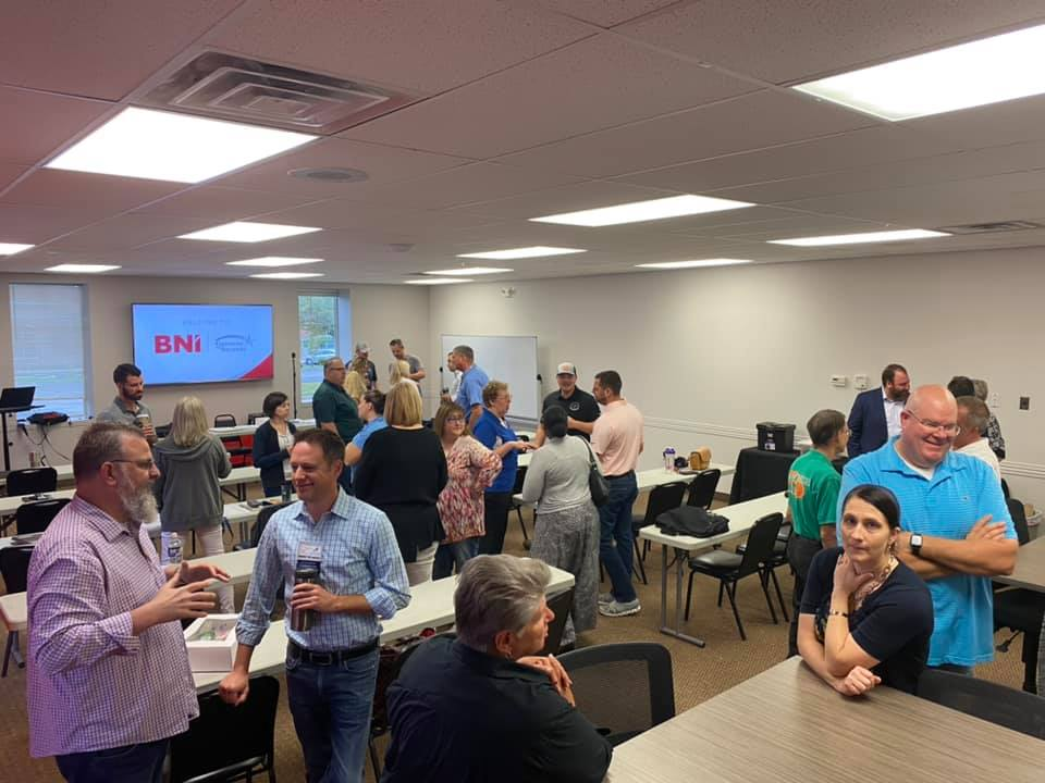3/6/2020- The last time before today that the BNI Gateway to Success Chapter of BNI met in person. It was SO amazing to see everyone! The energy our group creates is like no other. Come visit us and see the difference.