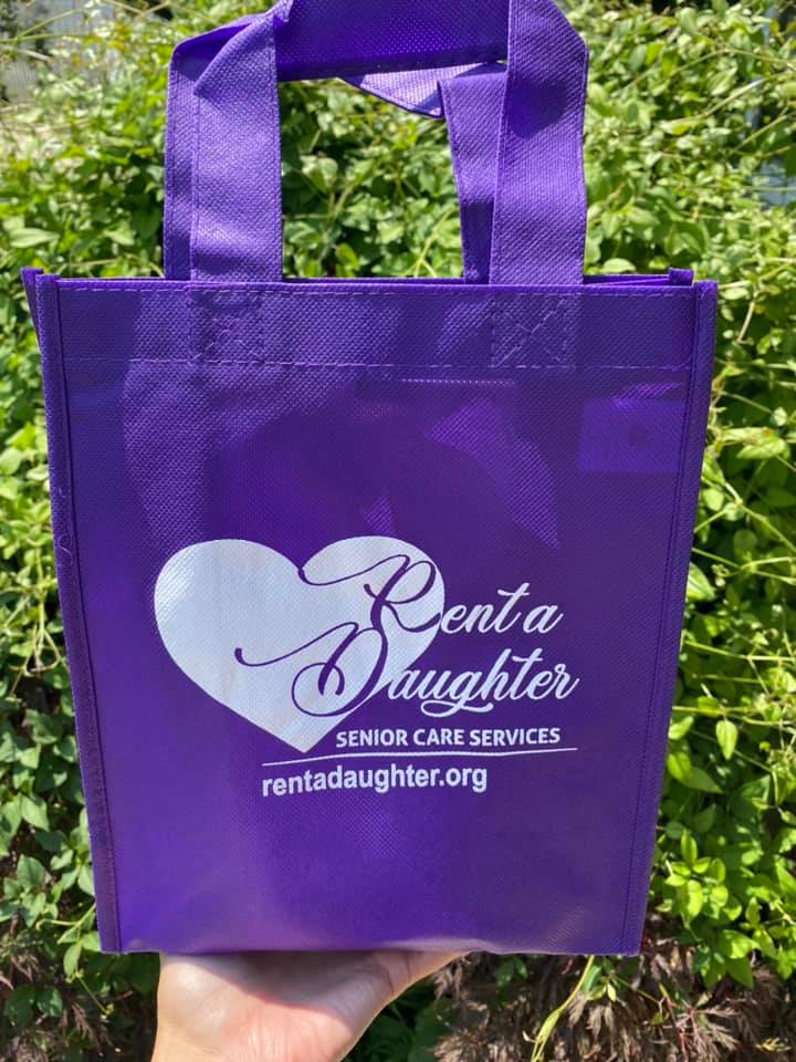 It was the first time out for Rent A Daughter Senior Care Services and the day was a success! This Brand Ambassador was able to get RAD info the hands of dozens of local physicians. Who's representing you?