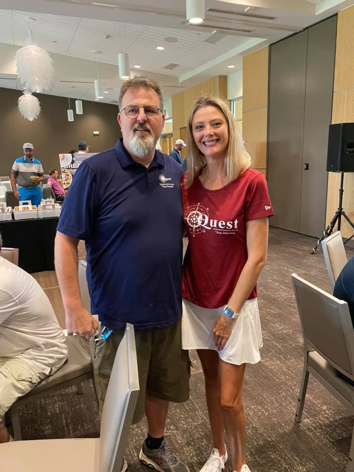 It was another fantastic turnout for the 2021 Twinsburg Chamber of Commerce Golf Outing. This Brand Ambassador was representing Quest Financial & Insurance Services for the second year in a row on hole #16. Attendees were able to spin our prize wheel and walk away with some cool QFIS swag. Did I mention those Jell-o shots?! See you next year!
