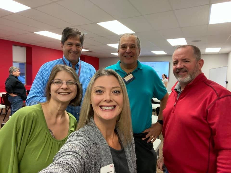 We had a packed room at the BNI Gateway to Success Chapter. Visitors and guests from the up and coming Ravenna Chapter got to engage with our members. Who's in your room?